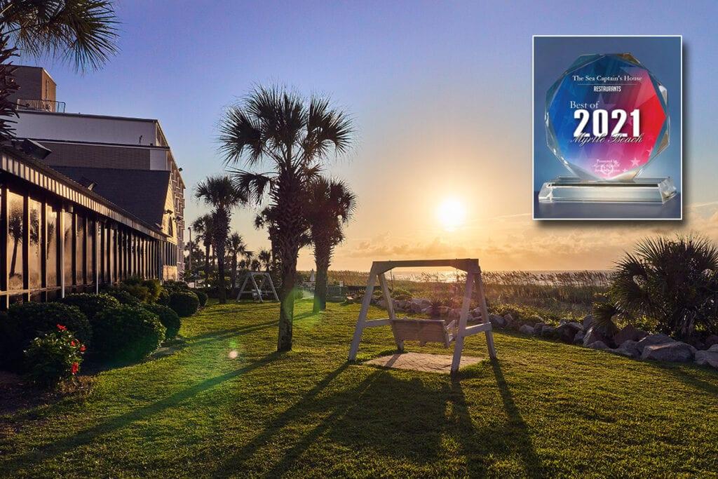Sea Captains House - Best of Myrtle Beach 2021