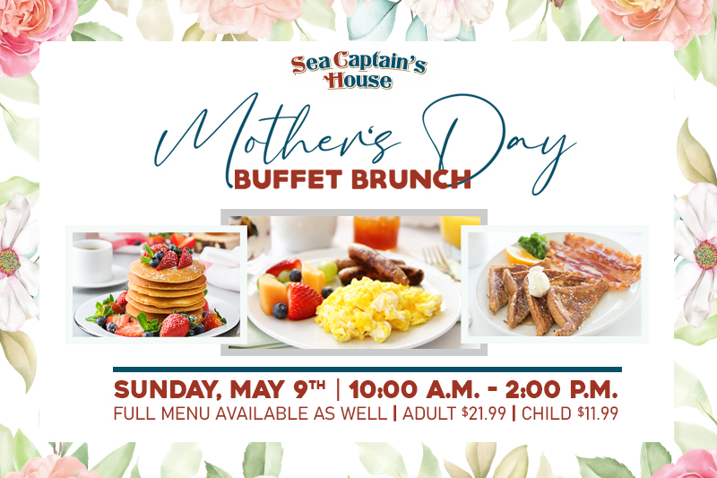 Mother's Day Brunch Informaion